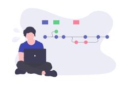 Merge template and data via API